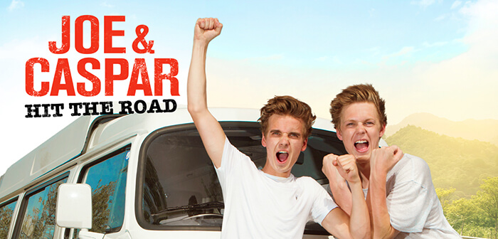 Joe & Caspar Hit The Road - Feature Length Programme, Trailers & TV Commercials post production management and editing for On The Box Productions & BBC Worldwide